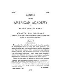 Annals of the American Academy of Politi... Volume Vol. 12 by Wood, Emily