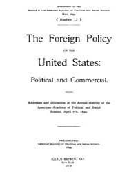 Annals of the American Academy of Politi... Volume Vol. 13 by Wood, Emily
