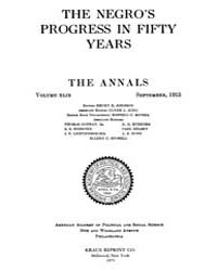 Annals of the American Academy of Politi... Volume Vol. 49 by Wood, Emily