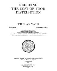Annals of the American Academy of Politi... Volume Vol. 50 by Wood, Emily