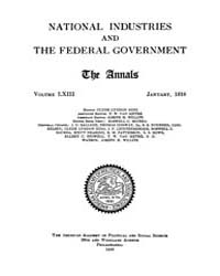 Annals of the American Academy of Politi... Volume Vol. 63 by Wood, Emily