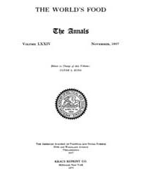 Annals of the American Academy of Politi... Volume Vol. 74 by Wood, Emily