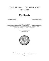Annals of the American Academy of Politi... Volume Vol. 97 by Wood, Emily
