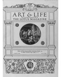 Art & Life : 1919 Dec. No. 6 Vol. 11 Volume Vol. 11 by
