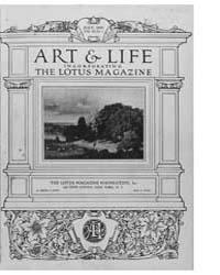 Art & Life : 1919 Jul. No. 1 Vol. 11 Volume Vol. 11 by