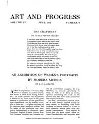 Art and Progress : 1913 Jun No. 8 Vol. 4 Volume Vol. 4 by