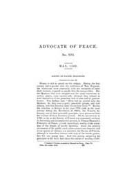 The Advocate of Peace (1837-1845) : 1839... Volume Vol. 2 by Denton, James, S.