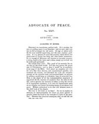 The Advocate of Peace (1837-1845) : 1840... Volume Vol. 3 by Denton, James, S.