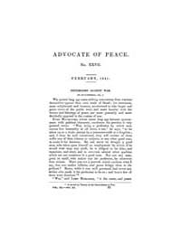The Advocate of Peace (1837-1845) : 1841... Volume Vol. 3 by Denton, James, S.