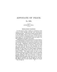 The Advocate of Peace (1837-1845) : 1841... Volume Vol. 4 by Denton, James, S.