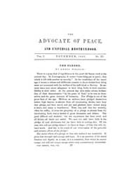 The Advocate of Peace and Universal Brot... Volume Vol. 1 by