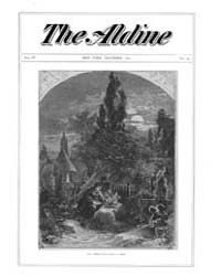 The Aldine : 1871 Vol. 4 No. 12 Decc Volume Vol. 4 by