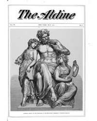 The Aldine : 1871 Vol. 4 No. 5 May Volume Vol. 4 by