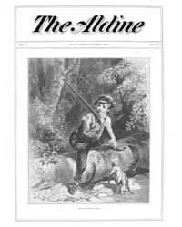 The Aldine : 1872 Vol. 5 No. 10 Oct Volume Vol. 5 by