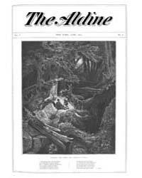 The Aldine : 1872 Vol. 5 No. 6 Jun Volume Vol. 5 by