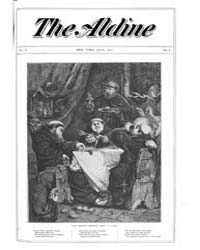The Aldine : 1872 Vol. 5 No. 7 Jul Volume Vol. 5 by