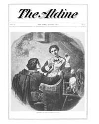 The Aldine : 1872 Vol. 5 No. 8 Aug Volume Vol. 5 by