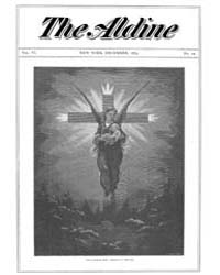 The Aldine : 1873 Vol. 6 No. 12 Dec Volume Vol. 6 by