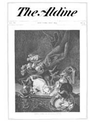The Aldine : 1873 Vol. 6 No. 5 May Volume Vol. 6 by