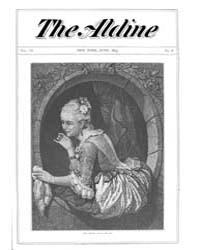 The Aldine : 1873 Vol. 6 No. 6 Jun Volume Vol. 6 by