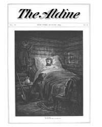 The Aldine : 1873 Vol. 6 No. 8 Aug Volume Vol. 6 by