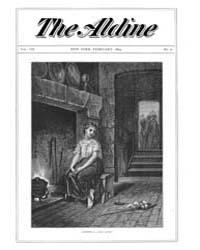 The Aldine : 1874 Vol. 7 No. 2 Feb Volume Vol. 7 by