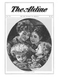The Aldine : 1875 Nov. No. 23 Vol. 7 Volume Vol. 7 by