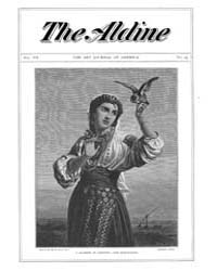The Aldine : 1875 Vol. 7 No. 13 Jan Volume Vol. 7 by