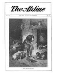 The Aldine : 1875 Vol. 7 No. 14 Feb Volume Vol. 7 by