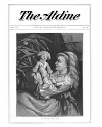 The Aldine : 1875 Vol. 7 No. 15 Mar Volume Vol. 7 by