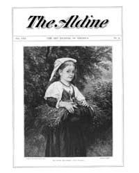 The Aldine : 1876 Vol. 8 No. 3 Volume Vol. 8 by