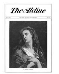 The Aldine : 1877 Vol. 8 No. 11 Volume Vol. 8 by