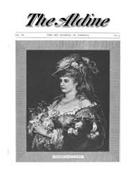 The Aldine : 1878 Vol. 9 No. 2 Volume Vol. 9 by