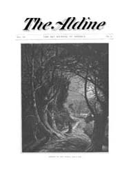 The Aldine : 1879 Vol. 9 No. 7 Volume Vol. 9 by