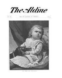 The Aldine : 1879 Vol. 9 No. 9 Volume Vol. 9 by