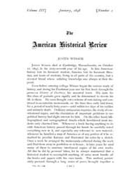 The American Historical Review : 1898 Vo... Volume Vol. 3 by Schneider, Robert, A.