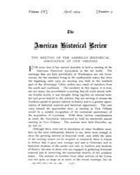 The American Historical Review : 1904 Vo... Volume Vol. 9 by Schneider, Robert, A.