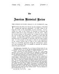 The American Historical Review : 1906 Vo... Volume Vol. 11 by Schneider, Robert, A.