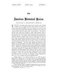 The American Historical Review : 1907 Vo... Volume Vol. 13 by Schneider, Robert, A.