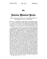 The American Historical Review : 1914 Vo... Volume Vol. 19 by Schneider, Robert, A.