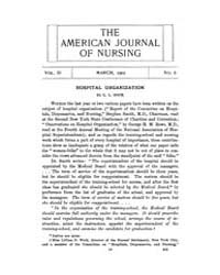 The American Journal of Nursing : 1903 V... Volume Vol. 3 by Kennedy, Maureen, Shawn