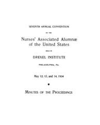 The American Journal of Nursing : 1904 V... Volume Vol. 4 by Kennedy, Maureen, Shawn