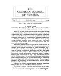 The American Journal of Nursing : 1904 V... Volume Vol. 4 by Kennedy, Maureen, Shawn