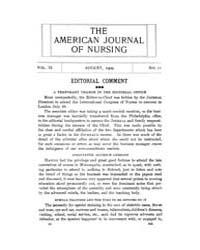 The American Journal of Nursing : 1909 V... Volume Vol. 9 by Kennedy, Maureen, Shawn