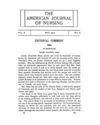 The American Journal of Nursing : 1910 V... Volume Vol. 10 by Kennedy, Maureen, Shawn