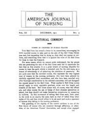 The American Journal of Nursing : 1911 V... Volume Vol. 12 by Kennedy, Maureen, Shawn