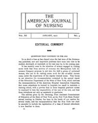 The American Journal of Nursing : 1912 V... Volume Vol. 12 by Kennedy, Maureen, Shawn