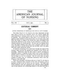 The American Journal of Nursing : 1913 V... Volume Vol. 13 by Kennedy, Maureen, Shawn
