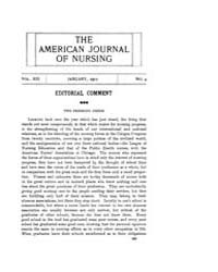 The American Journal of Nursing : 1913 V... Volume Vol. 13 by Kennedy, Maureen, Shawn