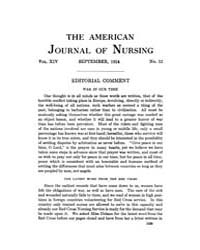 The American Journal of Nursing : 1914 V... Volume Vol. 14 by Kennedy, Maureen, Shawn